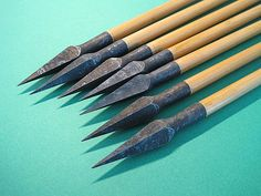 Reproduction English Longbow Arrows
