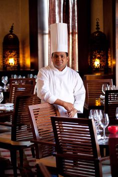 Our Head Chef Anubhav Chefs