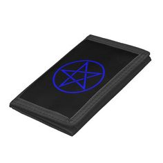 Pentacle Wiccan Wallet by www.cheekywitch.com #zazzle #pentagram #witch #wicca #pagan