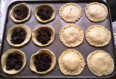 Victorian Mince Pies
