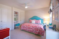 Bright & Cheerful Bedroom by #OlamarInteriors