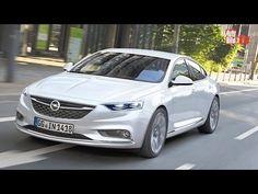 Yeni Opel Ingisnia Tanıtıldı
