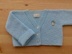 Como hacer una chaqueta para bebé                                                                                                                                                                                 Más