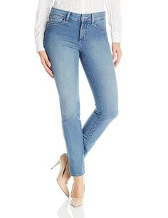 NYDJ Women's Ami Super Skinny Jeans in Palmdale Wash >>> This is an Amazon Affiliate link. Click image for more details.