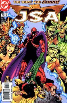JSA #13, DC COMICS, 2.000, USA
