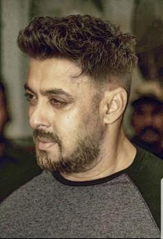 Salman Khan Hairstyle Fashion Beard Mens Hairstyles Beard Hair Styles