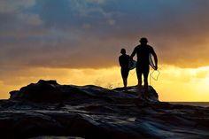 sunrise - photo by Matt Lauder