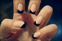 manicure negro