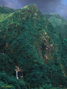 The Mountains of Orocovis, Puerto Rico