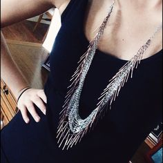 Free People Necklace Love it! I just have never gotten the chance to wear it. Free People Jewelry Necklaces
