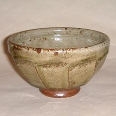 Richard Batterham, factted bowl