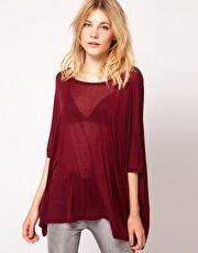 Just Female Gazo Oversize T Shirt