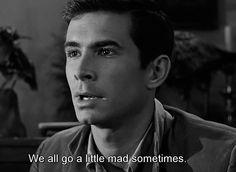 Norman Bates Quote – Psycho