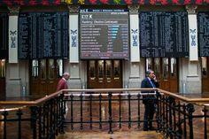 Madrid stock exchange http://investorchamp.com/how-to-make-money-when-stocks-go-down/