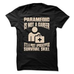 Paramedic  - #tshirt #band t shirts. BUY TODAY AND SAVE   => https://www.sunfrog.com/LifeStyle/Paramedic-.html?id=60505