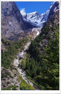 Im dalej pójdziemy, tym lepiej siebie poznamy, czyli nasz trekking dookoła Annapurny - część 1 ... | Życie i podróże
