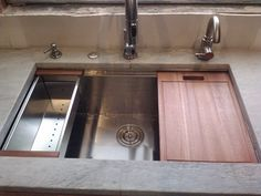 Ruvati sink installed + Delta Intrinsic faucet - Kitchens Forum - GardenWeb