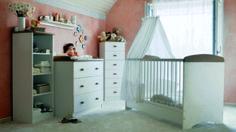 Mókus cherry baby room / Mókus cseresznye babaszoba