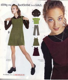 edgy teen fashion that is trendy. 90s Teen Fashion, Early 2000s Fashion, Retro Fashion, Vintage Fashion, Fashion Outfits, Grunge Goth, Visual Kei, 90s Girl, Harajuku