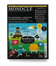 Magazine & Newspaper Design / Entire Magazines  Monocle Issue 39
