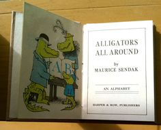 Maurice Sendak Mini Book by GoodieGrabs on Etsy