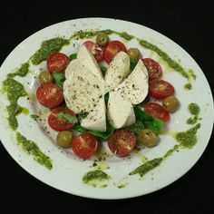 A vegetarian and vegan restaurant and B&B on the Dingle peninsula. Vegan Restaurants, Caprese Salad, Feta, Phoenix, Vegetarian, Cheese, Insalata Caprese