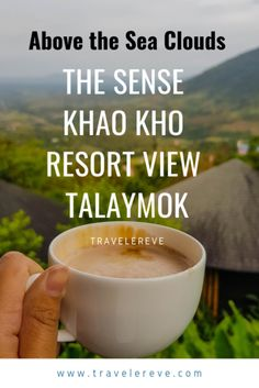 The Sense View Talaymok Khao kho resort: Above the Sea clouds  Escape away from the hustle and bustling city life of Bangkok to Khao Kho in the Phetchabun province where you can find this luxurious The Sense View Talaymok Khao kho resort at an affordable price!The Sense Resort Khao kho is an ideal accommodation for laidback holidays and creating peace of mind environment to stay if you are traveling to Khao Kho, Thailand.