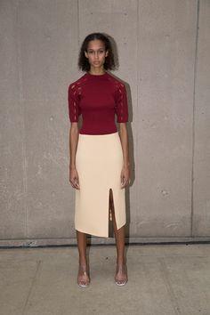 Nomia Spring 2017 Ready-to-Wear Fashion Show