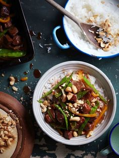 Beef, Yellow Capsicum and Snow Pea Stir Fry recipe | Australian Beef - Recipes, Cooking Tips and More Stir Fry Recipes, Beef Recipes, Char Siu Sauce, Australian Beef, Cabbage Stir Fry, Snow Peas, Recipe Ratings, Cooking Time, Meals