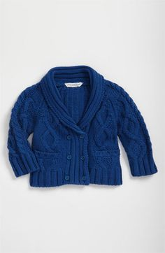 LITTLE MARC JACOBS Knit Cardigan (Infant) available at #Nordstrom  I love cardigans on little ones!
