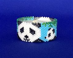 Panda Tea Light Cover / Napkin Ring