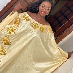 Senegalese Styles, African Blouses, African Wear Dresses, Kitenge, African Fashion, Sari, Gowns, How To Wear, Ankara
