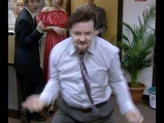 Iconic Sitcom Moments That Will Still Make You Howl  'The Office' - The David Brent Dance  If you tell trying us you haven't ever drunkenly reenacted this then we don't believe you.