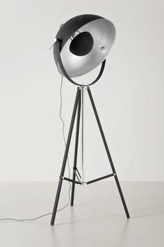 Kare design :: Lampa Bowl Black Czarna | OŚWIETLENIE \ podłogowe WYBIERZ SWÓJ STYL \ Nowoczesny | 9design Warszawa