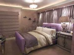 Room Color Trends lilac - mauve/beige
