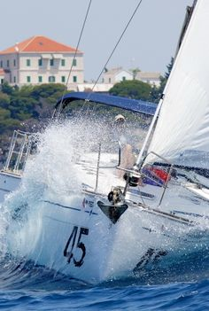 Southern Dalmatia has well-established Adriatic holiday hotspots, like the UNESCO-listed city of Dubrovnik, but one of the charms of sailing Croatia is that you have the opportunity to explore more than just one famous city. Use the opportunity, while sailing, to visit some the lesser-known spots on offer in the Southern Adriatic. Set sail this year from Split to Dubrovnik and discover a route with some really intriguing locations.