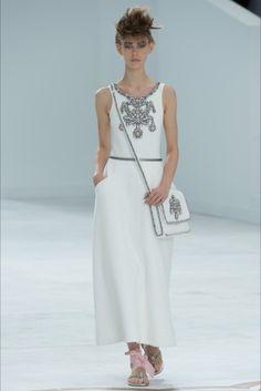 L'abito Chanel Couture indossato da Kirsten Dunst