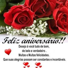 Flores Muitas e Muitas felicidades #felicidades #feliz_aniversario #parabens