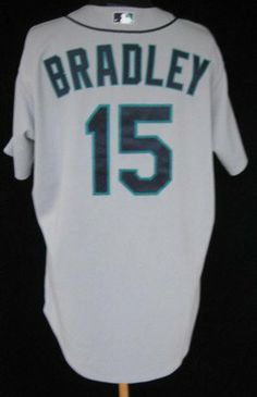 2011 Seattle Mariners Milton Bradley #15 Game Issued Gray Road Jersey Dave Patch - Game Used MLB Jerseys by Sports Memorabilia. $170.33. 2011 Seattle Mariners Milton Bradley #15 Game Issued Gray Road Jersey Dave Patch