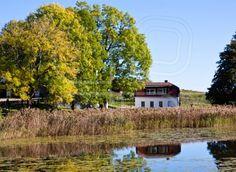 Idyllic cottage., antique, ancient, architecture