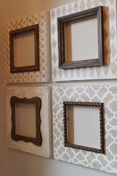 pattern frames #CroscillSocial