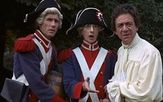 Jim Dale, Charles Hawtrey and Sid James in Carry On: Don't Lose Your Head