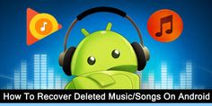 How To #Recover #Deleted #Music/Songs From #Android. Restore Music From #GooglePlay. Retrieve #Songs From Android #SDCard. Restore Music/Songs From #PC Or Laptop. Restore From #Cloud Storage. Try #AndroidMusicRecovery #Software. Music Web, Up Music, Music Files, Music Songs, Android Backup, Android Music, Recovery Tools, Data Recovery, Missing Song