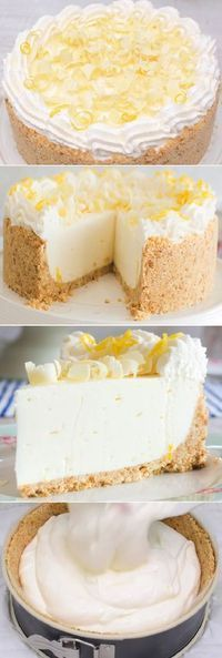 Lemon cheesecake pudding dessert is a no-bake dream! Graham crackers, lemon pudding, cream cheese and whipped topping combine in this layered lemon dessert! Cheesecake Recipes, Cupcake Recipes, Baking Recipes, Cupcake Cakes, Dessert Recipes, Cheesecake Pudding, Lemon Cheesecake, Turtle Cheesecake, Lemon Cupcakes