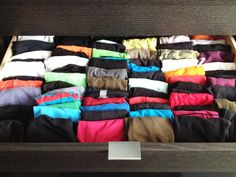 Our Editor in Chief, Michael Kleinmann, sets the bar pretty high for great underwear drawers. Can you beat his?