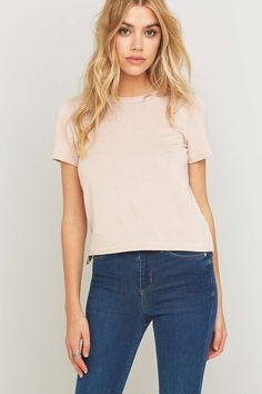 BDG Classic Cropped T-shirt