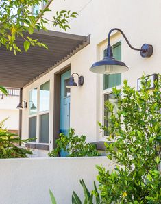 "ANP Lighting provides ""W520"" Warehouse shades & ""WM1926"" Mini Wall Mount shades for ""The Outpost,"" in the residential community of Rancho Mission Viejo! - To learn more about our extensive line warehouse-inspired RLM fixtures, visit ANPlighting.com"