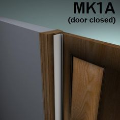 Fingersafe MK1A on closed door