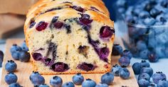 This Blueberry Coconut Bundt Cake is so moist and delicious, it's one of my new favorite flavor combinations! It's a blueberry & coconut dream come true! Blueberry Crumble Bars, Blueberry Bread, Blueberry Recipes, Banana Bread, Cupcakes, Cupcake Cakes, Bundt Cakes, Best Coconut Cake Recipe, Cake Recipes