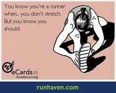 You Know You're A Runner When... - RunHaven